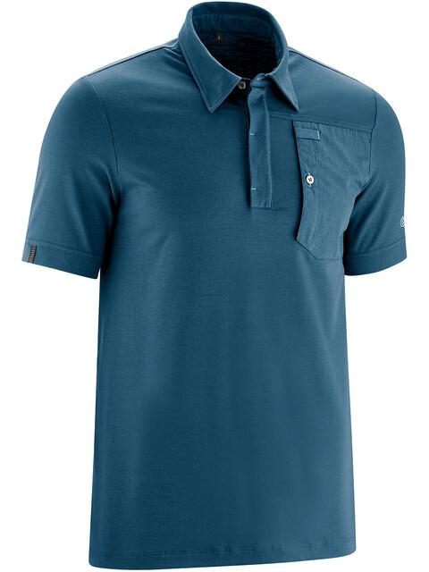 Gonso Houten Polo Herren majolica blue